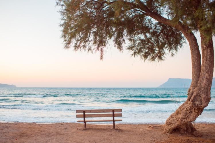 La búsqueda de la serenidad