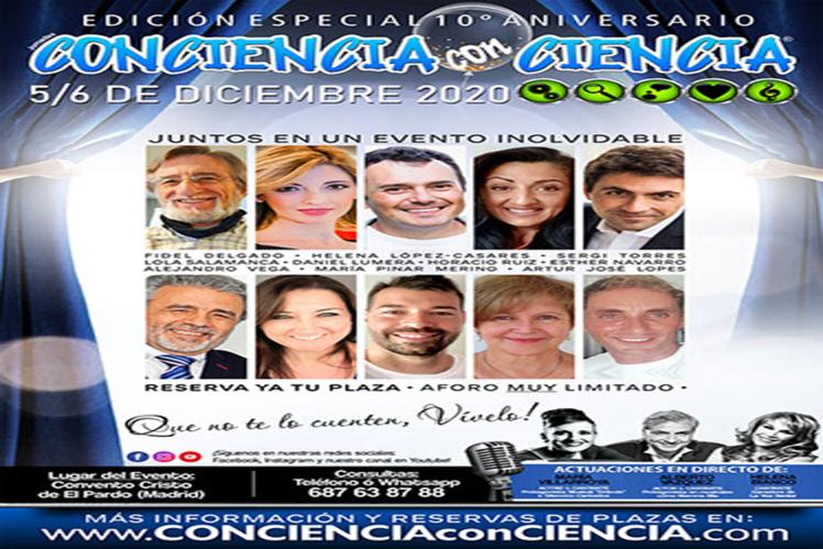 Conciencia Con Ciencia: Edición Especial Décimo Aniversario