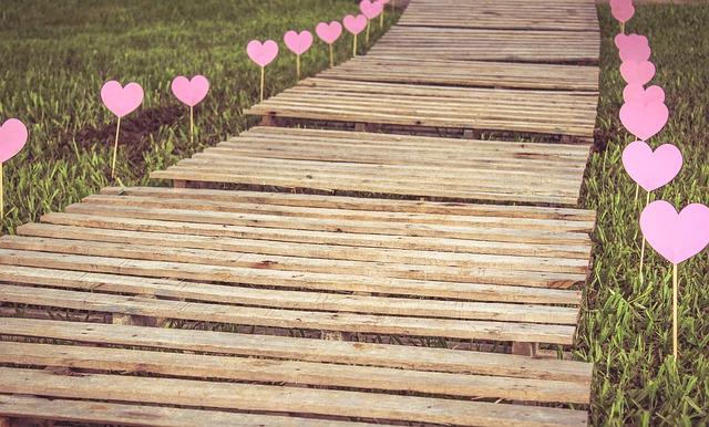 El Camino del Corazón en La Palma
