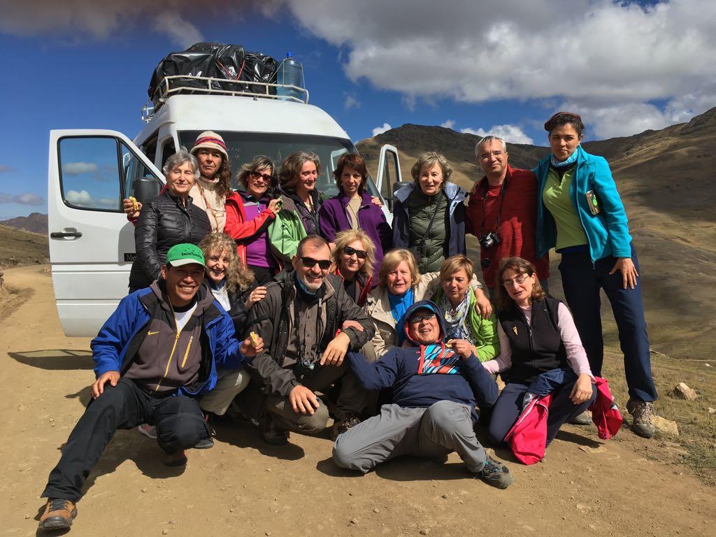 Viaje a Perú - Peregrinaje al encuentro con los Apus (Julio 2017)