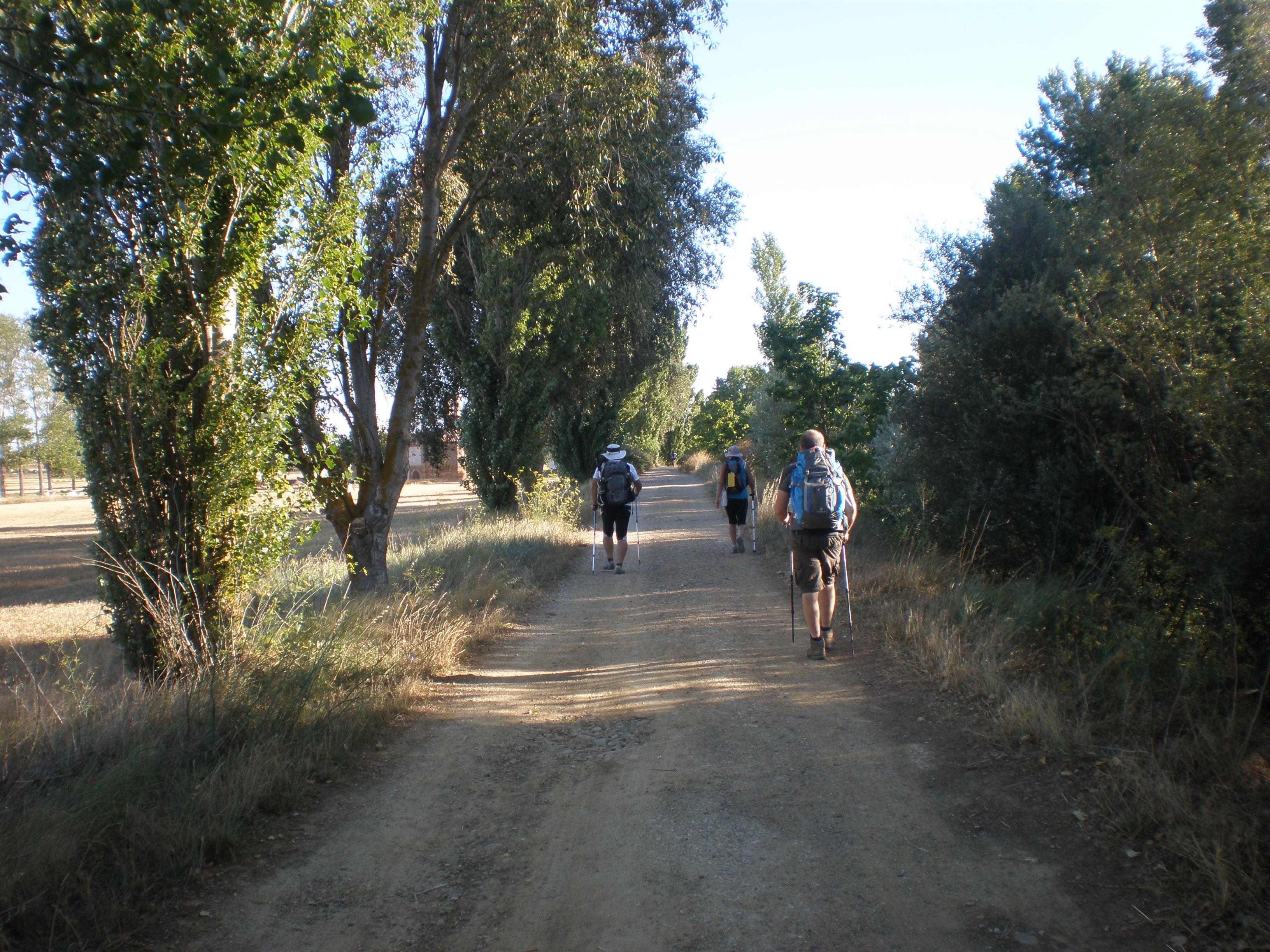 """Cruce de caminos: El Camino de Santiago con """"Corazón"""""""