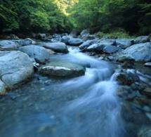 Agua que fluye