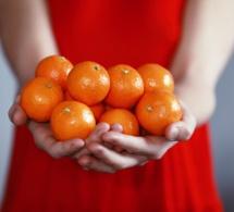 Mandarina, la vitamina que se pela bien