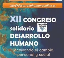 XII Congreso solidario Desarrollo Humano